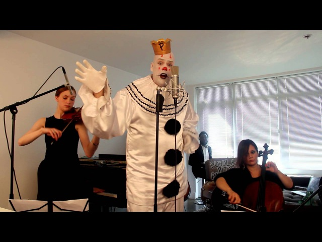 Chandelier Postmodern Jukebox ft Singing Sad Clown Puddles As Performed On America's Got Talent