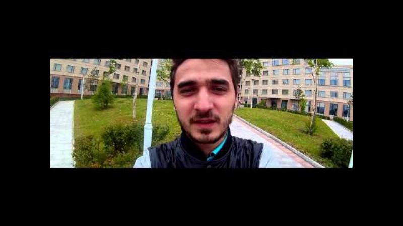 Видео снято счастливым обладателем SlimCam. Город Владивосток (Русский остров)