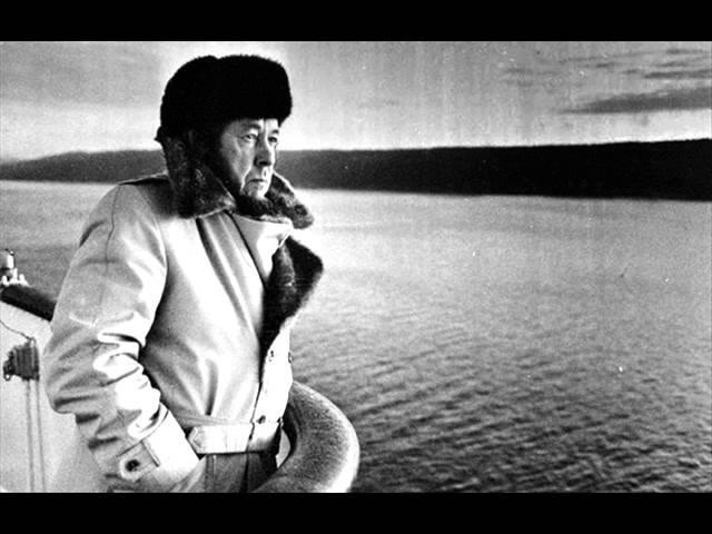 Знаменитая речь Солженицына в Гарвардском университете (1978)