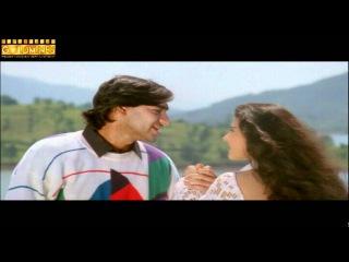 Kajol's Superhit Song-Pehli Dafa-Hulchul 1995 Hindi Movie Song-Alka Yagnik & Kumar Sanu
