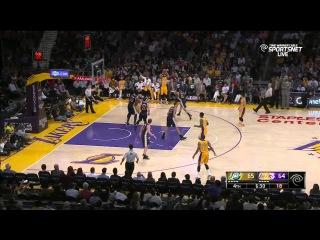 HD Utah Jazz vs LA Lakers | Highlights | March 19, 2015 | NBA Season 2014/15