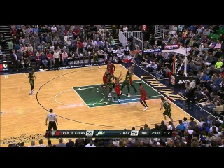 HD Portland Trail Blazers vs Utah Jazz | Full Highlights | March 25, 2015 | NBA Season 2014/15