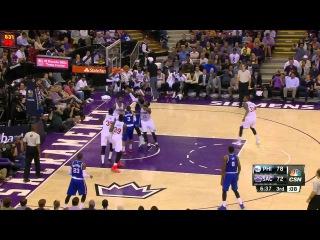 [HD] Philadelphia 76ers vs Sacramento Kings | Full Highlights | March 24, 2015 | NBA Season 2014/15