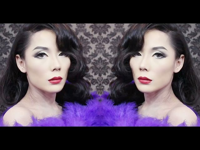 Boy to SEXY BURLESQUE 60's Beauty - Dita Von Teese Inspired Performance Preview
