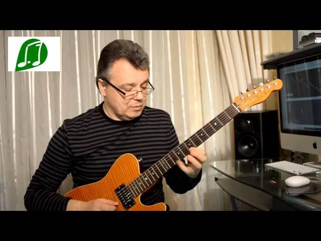 Игорь Бойко - Арпеджио в импровизации (Часть 1)