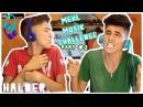 12 Вызов Принят: Mehl Musik Challenge (PART 2) | HalBer