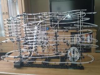 Spacerail 231-9 - сборка рельс под классическую музыку