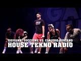 Giovanni Guccione Vs. Claudio Suriano - House Tekno Radio (Karmin Shiff &amp Sonny DJ Remix)