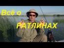 РАТТЛИНЫ - Всё о воблерах Rattlin от братьев Щербаковых