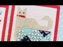 Snapshots Quilt Along Block Nine: Quilty Cat Pattern – Fat Quarter Shop