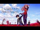 Evangelion 3.33 Sakura Nagashi AMV