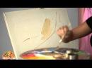 Уроки живописи маслом от Ольги Базановой смешение цветов - телесный
