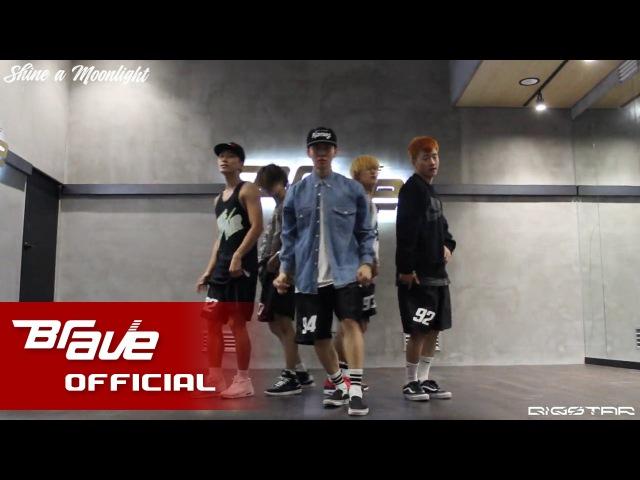 달빛소나타 안무 연습 영상 - 빅스타 / Full moon shine Dance Practice - BIGSTAR