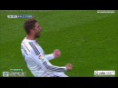 Sergio Ramos Goal - Real Madrid 2-1 Real Sociedad (31/1/15)