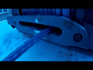 Hydrophilic treatment in synthetic rope (Лечение гидрофилии у синтетического троса)