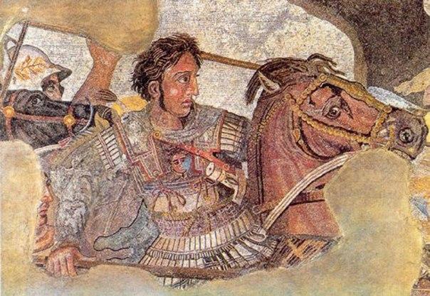 Любимая женщина Александра Македонского
