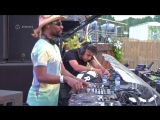 Cajmere  Tomorrowland Paradise Stage (24072015) - Part. 1
