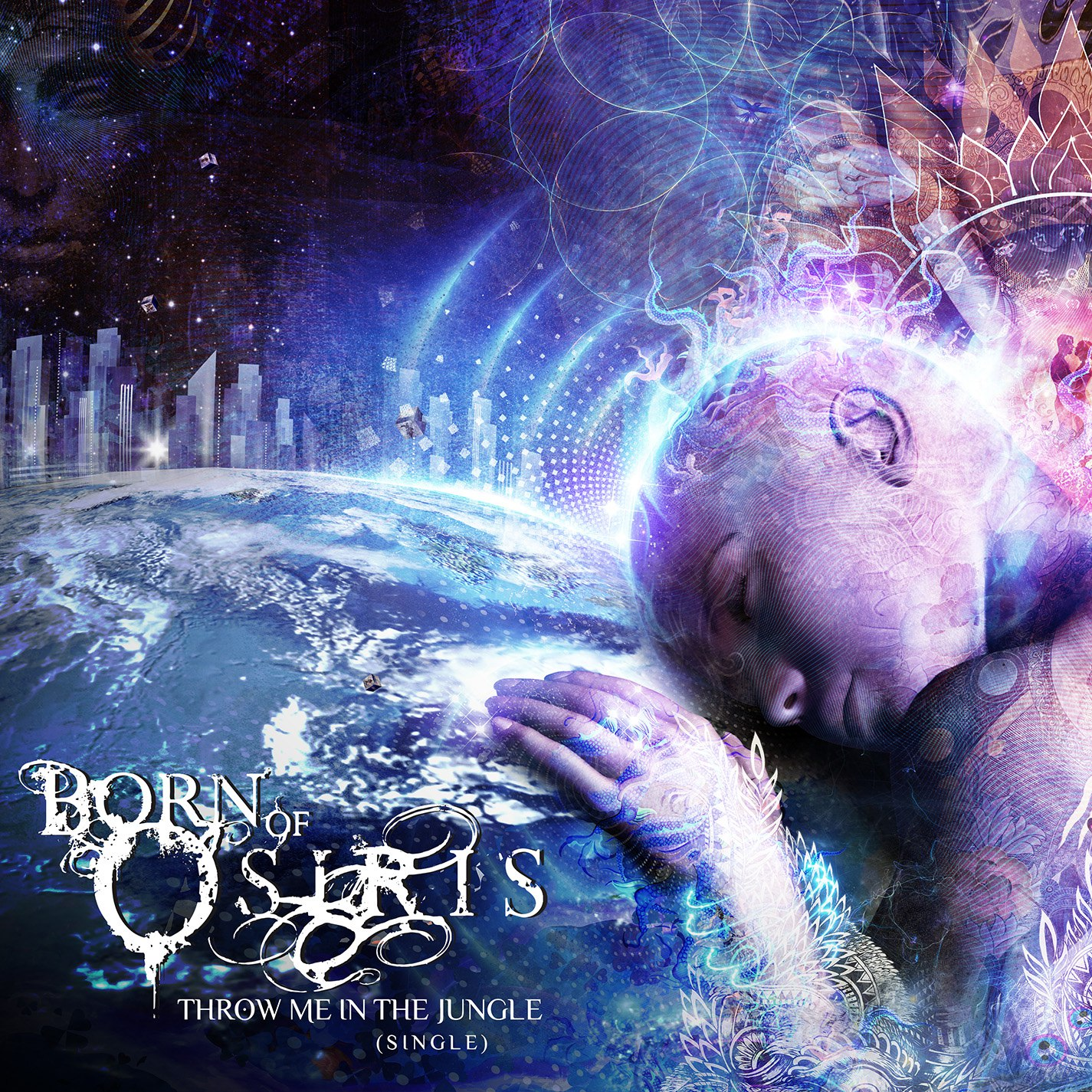 Born of Osiris – Throw Me In The Jungle [single] (2015)