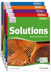 Solutions pre-intermediate workbook [pdf] все для студента.