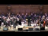 Jobim Meditaсao - Лео Гангельман (саксофон) Saskia Laroo (Netherlands) trumpet дирижер- Артур Арнольд