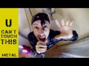 U Can´t Touch This metal cover by Leo Moracchioli