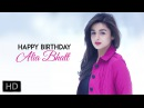 Happy Birthday Alia Bhatt - Audition for Student Of The Year