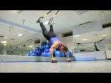 Петли TRX - эффективные упражнения на ноги, пресс и плечи