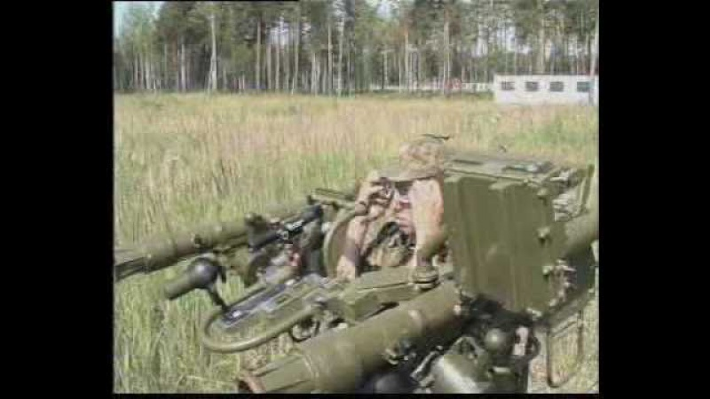 Опорно-пусковая установка Джигит (Djigit Double Rocket Launcher)