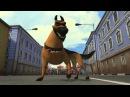 Озорная семейка - Настоящий герой | Поучительный мультфильм для детей