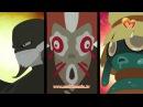 Вакфу - Трилогия 3 сезон. В поисках шести Дофусов - 2 серия.Эш / HD 1080p / Мультфильм