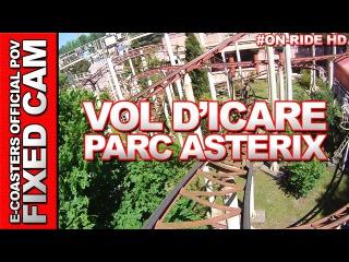 Parc Asterix - Vol d'Icare