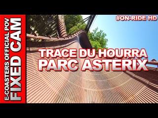 Parc Asterix - Trace du Hourra