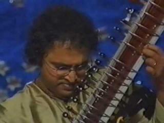 Sahaja Yoga Meditation Music - Subendra Rao plays Rag Bageshri Part 3