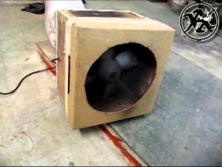 Вентилятор вытяжной, для отвода пыли при покраске в гараже своими руками