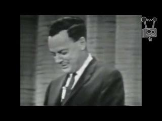 Ричард Фейнман о летающих тарелках (НЛО)