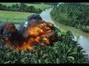 Historic Stock Footage - Vietnam War Airstrike 1 White Phosphorus Napalm
