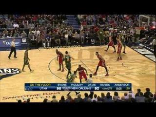 HD Utah Jazz vs New Orleans Pelicans | Full Highlights | December 16, 2014 | NBA Season 2014/15