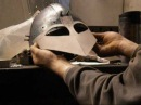Heavy Viking Helmet 2mm handmade by