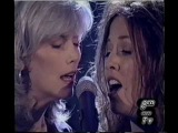 Sheryl Crow &amp Emmylou Harris (Live) Pale Blue Eyes