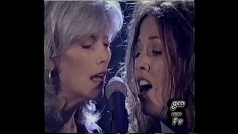 Sheryl Crow Emmylou Harris (Live) : Pale Blue Eyes