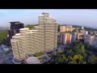 Kiev air video Київ з висоти пташиного польоту