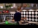 Завтрак с Юлией Высоцкой - Салат из бурого риса с семгой и яйцом пашот