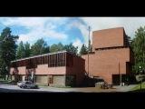 Alvar Aalto - Gemeindezentrum von S