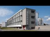 Walter Gropius - Bauhaus in Dessau