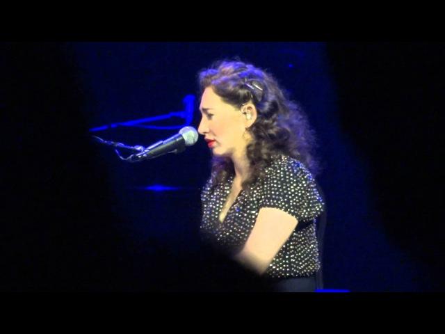Regina Spektor - Молитва (песня Булата Окуджавы) @CCH `12
