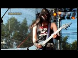 Crucified Barbara - Bad Hangover (Live Sweden Rock)