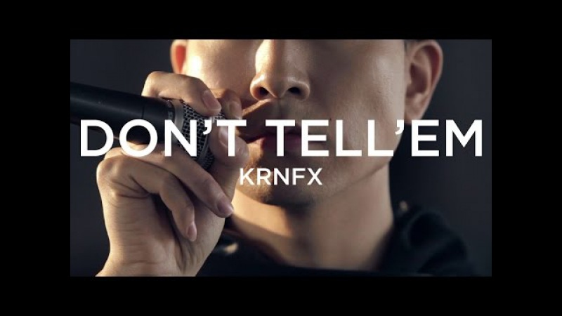 Jeremih Don't Tell 'Em Beatbox Cover by KRNFX
