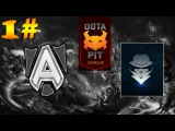 Dota 2 - Alliance vs Team Secret Game 1# - Dota Pit Season 3!