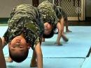 Садик тренирует детей как морскую пехоту новости