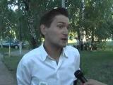 Андрей Дрофа - ведущий фестиваля